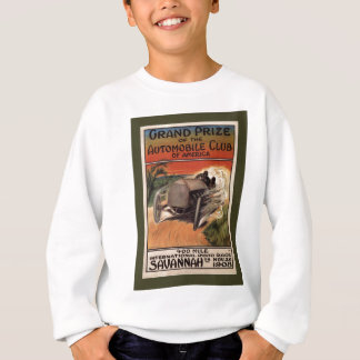 400 Mile ~ International Road Race~Savannah 1908 Sweatshirt