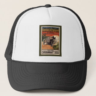 400 Mile ~ International Road Race~Savannah 1908 Trucker Hat