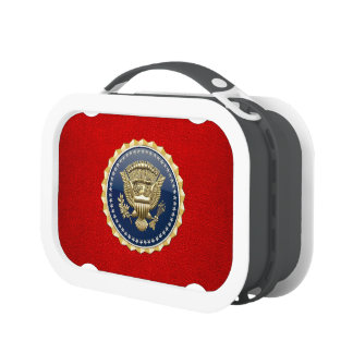 [400] Presidential Service Badge [PSB] Yubo Lunch Boxes