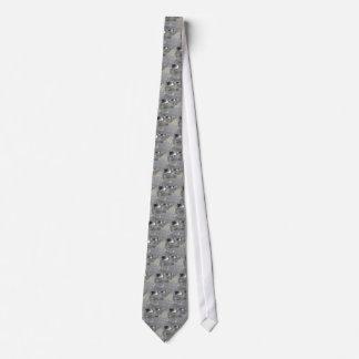 400 Silver Spheres Tie