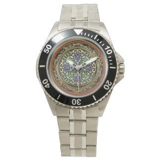 [400] Treasure Trove: Celtic Cross Wrist Watch