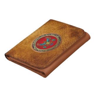 [400] Treasure Trove: Egyptian Falcon Wallet