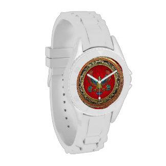 [400] Treasure Trove: Egyptian Falcon Watches