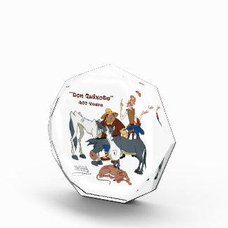 400 Years Don Quixote @QUIXOTEdotTV Award