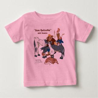 400 Years Don Quixote @QUIXOTEdotTV Baby T-Shirt