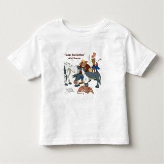 400 Years Don Quixote @QUIXOTEdotTV T Shirt