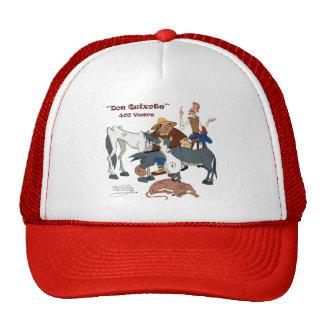 400 Years Don Quixote @QUIXOTEdotTV Trucker Hat