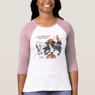 400 Years Don Quixote @QUIXOTEdotTV Tshirt