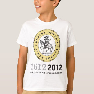 400 Years of The Cotswold Olimpicks T-Shirt