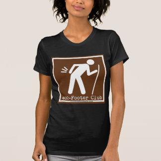 400footer Club Hiking Gear T-Shirt