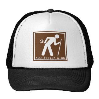 400footer Club Hiking Gear Trucker Hat