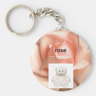 4019~Pink-Rose-Posters, readImage, rose Keychains