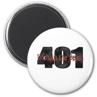 401 Nailhead Wildcat Buick Beast Magnet