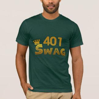 401 Rhode Island Swag T-Shirt