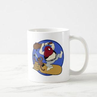 401st Bomb Squadron 91st Bomb Group 4.25 Patch Coffee Mug