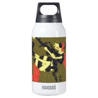 401st SPS B Flight Green Thermos Bottle