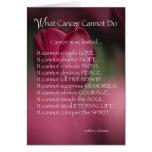 4021 qué cáncer no puede hacer tarjetas