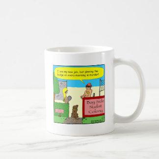 402 nudist cop cartoon coffee mug