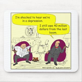 403 40 million in the boom Cartoon Mouse Pad