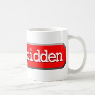 403 - Forbidden Coffee Mug