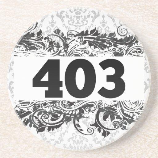 403 POSAVASOS DISEÑO
