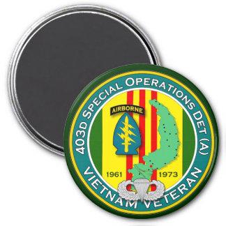 403d SOD-A - ASA Vietnam Magnet