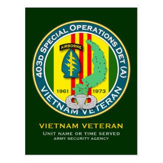 403d SODA 2 - ASA Vietnam Postal