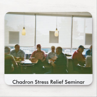 40400013, Chadron Stress Relief Seminar Mouse Pad
