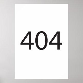 404.ai poster