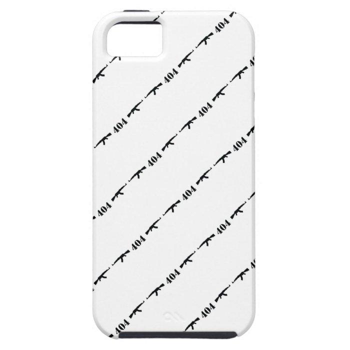 404 AK47 iphone 5 case
