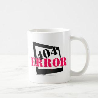 404 Error Mugs