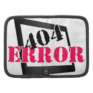 404 Error Folio Planners