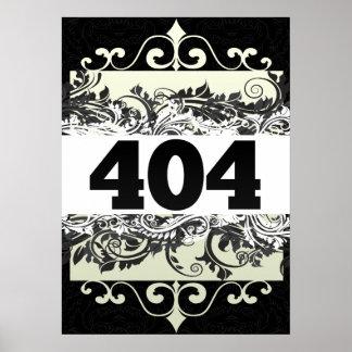 404 IMPRESIONES