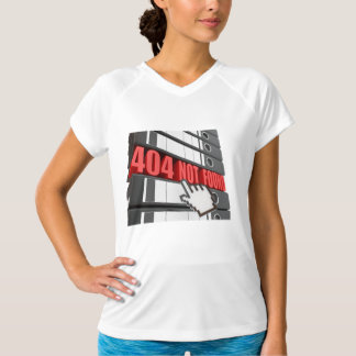 404 Not Found Womens Active Tee