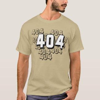 404 Warning Code T-Shirt