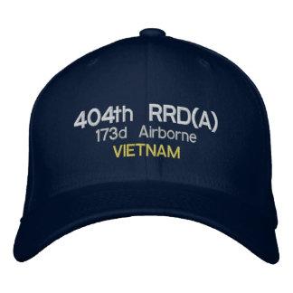 404o RRD (A), 173d aerotransportado, VIETNAM Gorras De Béisbol Bordadas