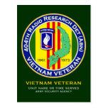 404o RRD-A 2 - ASA Vietnam Tarjetas Postales