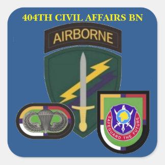 404TH CIVIL AFFAIRS BATTALION STICKERS