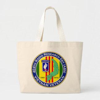 404th RRD-A 2 - ASA Vietnam Large Tote Bag
