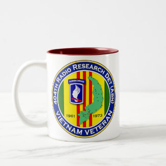 404th RRD-A 2 - ASA Vietnam Coffee Mugs