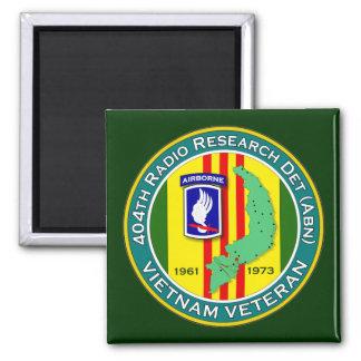 404th RRD-A - ASA Vietnam Magnet