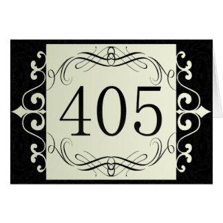 405 Area Code Card