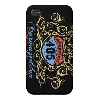405 Carmageddon iPhone 4 Funda