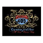 405 Carmageddon Postales