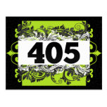 405 POST CARDS