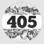 405 STICKERS