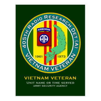405o RRD-A - ASA Vietnam Postal