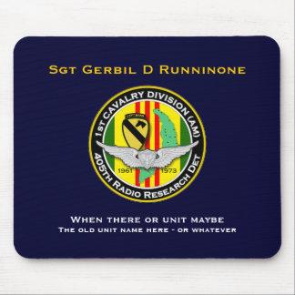 405th RRD PLB 1 - ASA Vietnam Mouse Pad