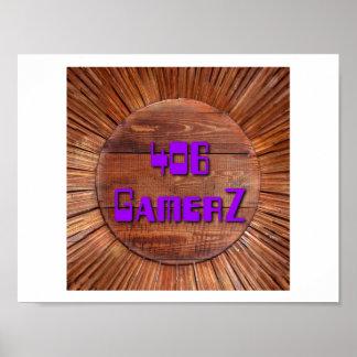 406 GamerZ poster