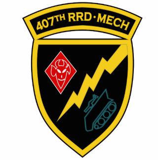 407th RRD - Mech SSI Statuette